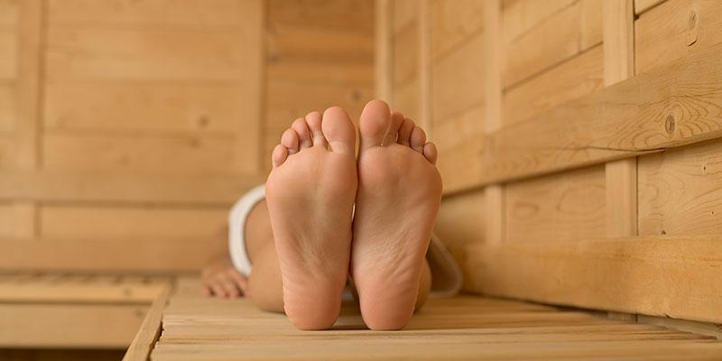 Saune zdravlje
