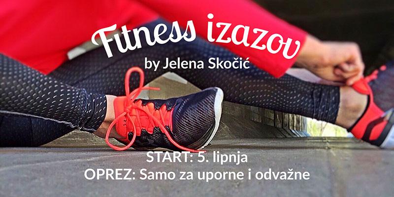 fitness izazov