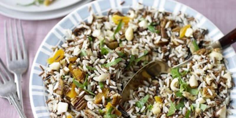 salata od rize