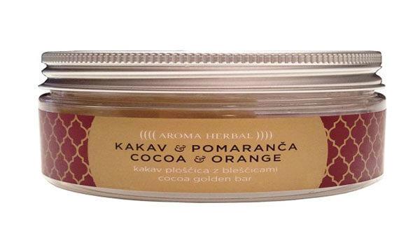 Plocica kakao maslac zlatn kom