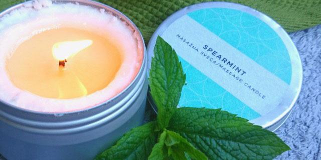 Doživite čaroliju prirodnih masažnih svijeća