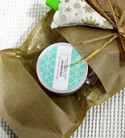 candle spa gift