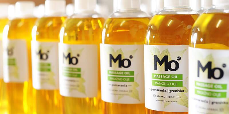 aroma herbal masazna ulja