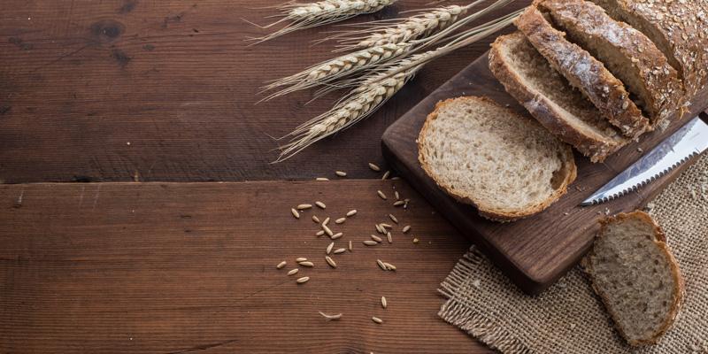 kruh bez brasna