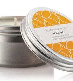 masazna svijeca mango