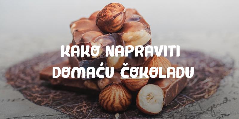 domaća čokolada